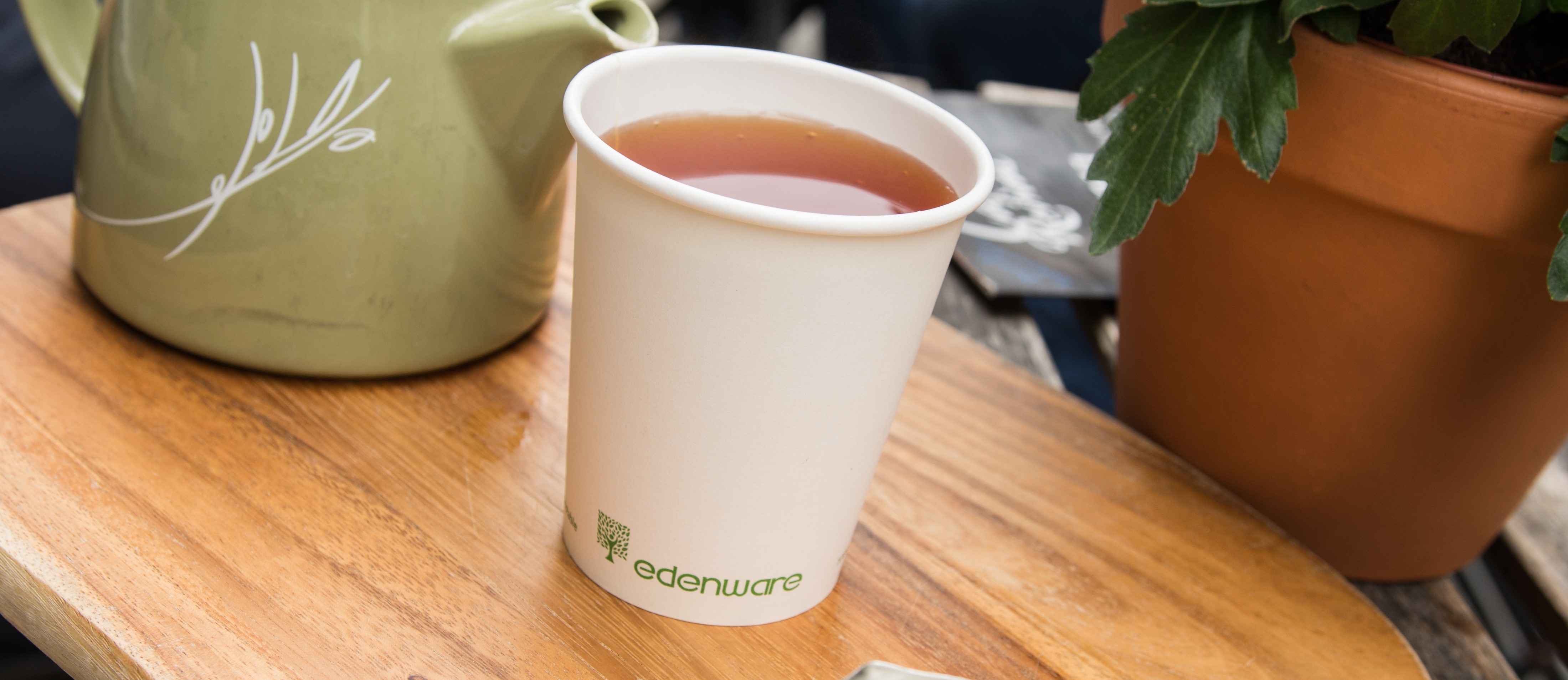 Compostable Cups and Accessories