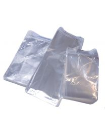 200mm x 250mm Clear Heat Seal Snappy Bags