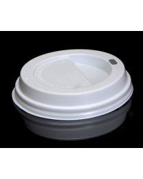 White Lids To Fit 12oz & 16oz Cup