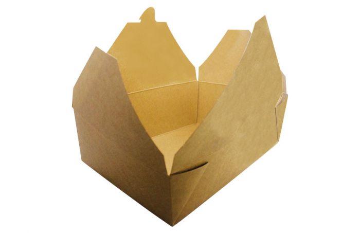 No 2 - Large Kraft Deli Box