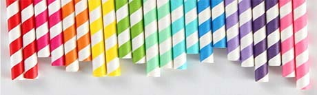 Eco Friendly Paper Straws